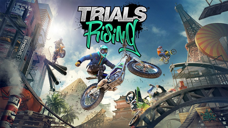 Trial Rising [Ubisoft Game] featuring 'A.I.' by Above & Beyond